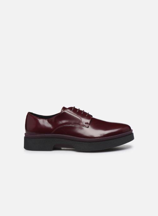 Chaussures à lacets Geox D MYLUSE A D849WA Bordeaux vue derrière