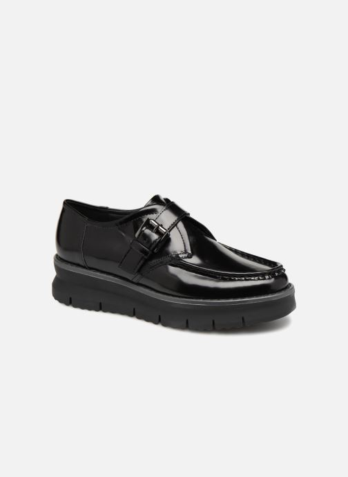668d733766f Geox D PORTHYA B D849ZB (Black) - Loafers chez Sarenza (334454)