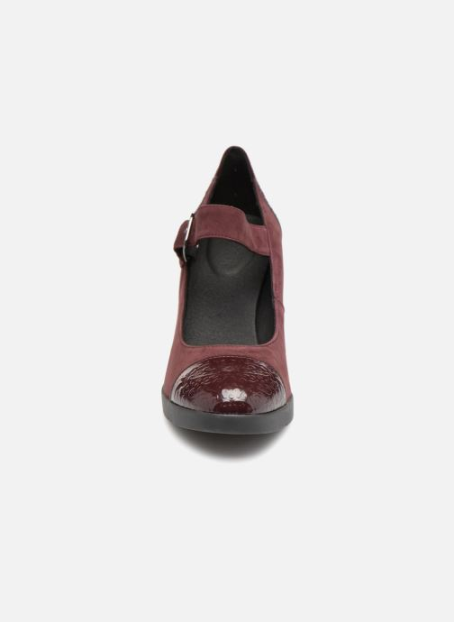 Zapatos de tacón Geox D ANNYA HIGH B D84AEB Vino vista del modelo