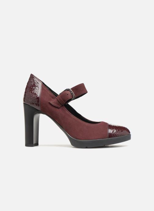 Zapatos de tacón Geox D ANNYA HIGH B D84AEB Vino vistra trasera