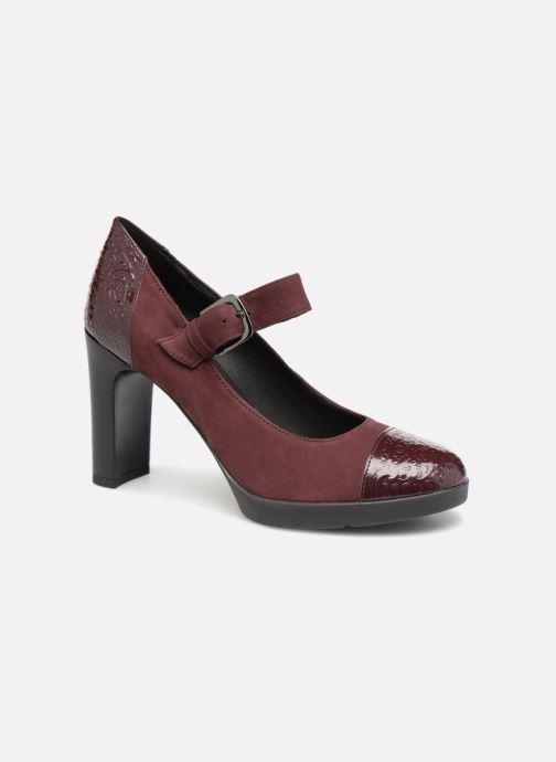 Zapatos de tacón Geox D ANNYA HIGH B D84AEB Vino vista de detalle / par