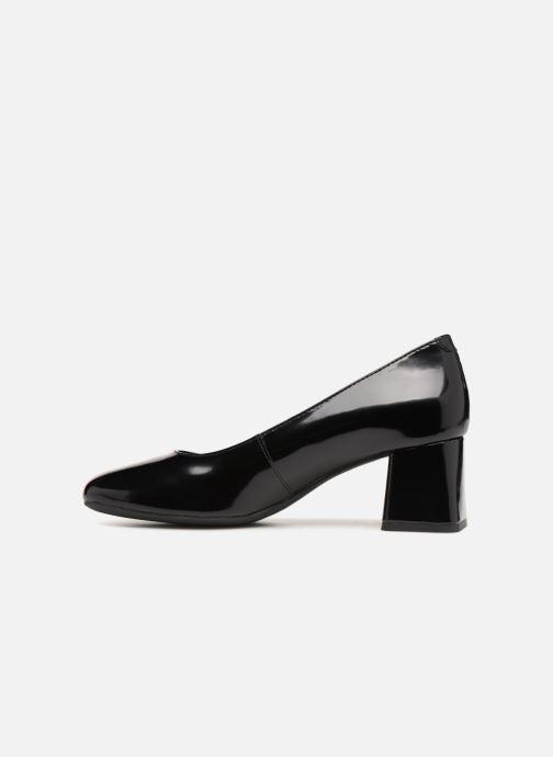 Zapatos de tacón Geox D SEYLISE MID A D84BBA Negro vista de frente