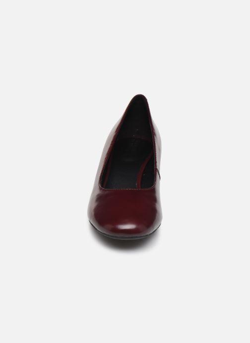 Escarpins Geox D SEYLISE MID A D84BBA Bordeaux vue portées chaussures