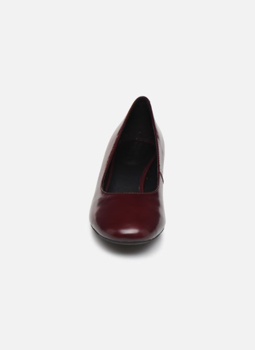 Zapatos de tacón Geox D SEYLISE MID A D84BBA Vino vista del modelo