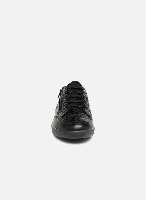 Tahina Baskets Geox D84bdi I D Black Y76vmIgbfy