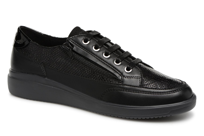 Nuevos zapatos para hombres y mujeres, descuento Geox por tiempo limitado  Geox descuento D TAHINA I D84BDI (Negro) - Deportivas en Más cómodo 38d7be