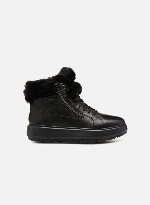 Sneaker Geox D KAULA B ABX D D84AWD schwarz ansicht von hinten