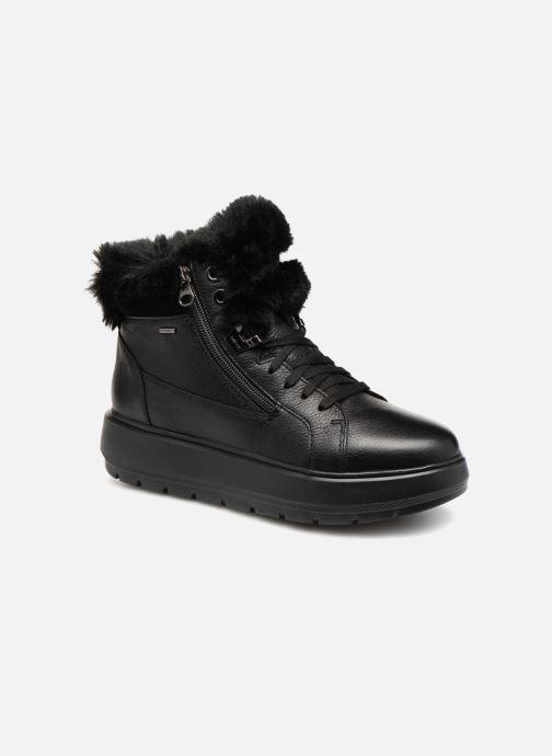 Sneaker Geox D KAULA B ABX D D84AWD schwarz detaillierte ansicht/modell