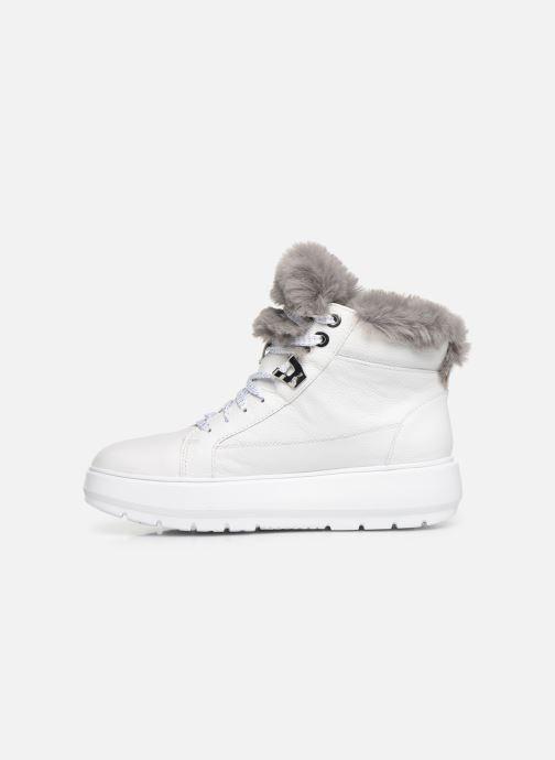 Sneaker Geox D KAULA B ABX D D84AWD weiß ansicht von vorne