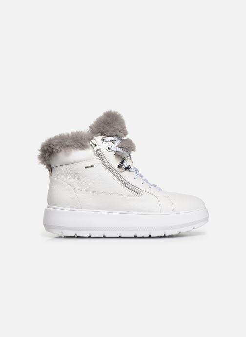 Sneaker Geox D KAULA B ABX D D84AWD weiß ansicht von hinten