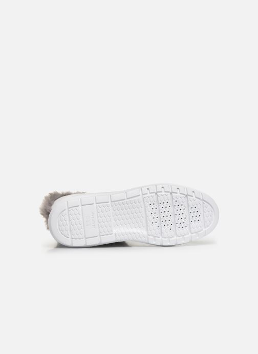 Trainers Geox D KAULA B ABX D D84AWD White view from above