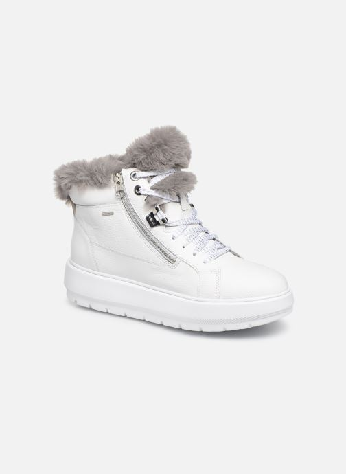 Trainers Geox D KAULA B ABX D D84AWD White detailed view/ Pair view