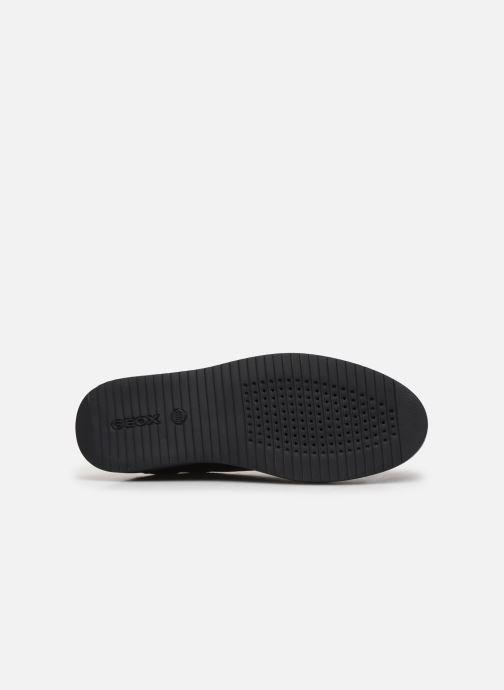 Sneakers Geox D THYMAR E D844BE Bordò immagine dall'alto