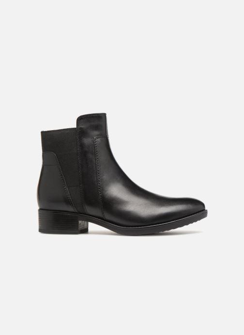 Bottines et boots Geox D FELICITY F D84GIF Noir vue derrière