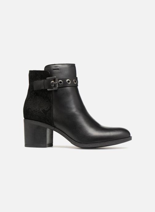 Bottines et boots Geox D GLYNNA NP ABX B D84AZB Noir vue derrière