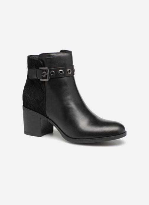 Bottines et boots Geox D GLYNNA NP ABX B D84AZB Noir vue détail/paire