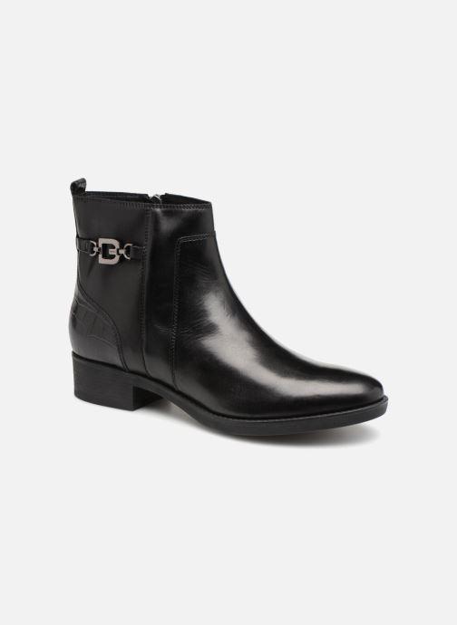 Geox D FELICITY A D84G1A (schwarz) - Stiefeletten & & & Stiefel bei Más cómodo 9848df
