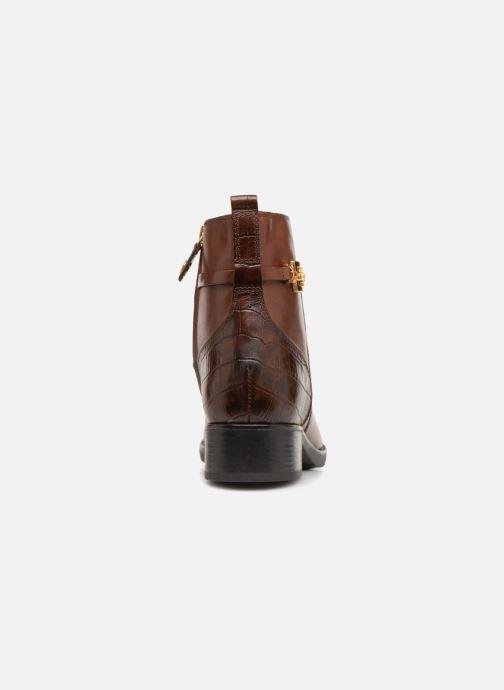 Bottines et boots Geox D FELICITY A D84G1A Marron vue droite