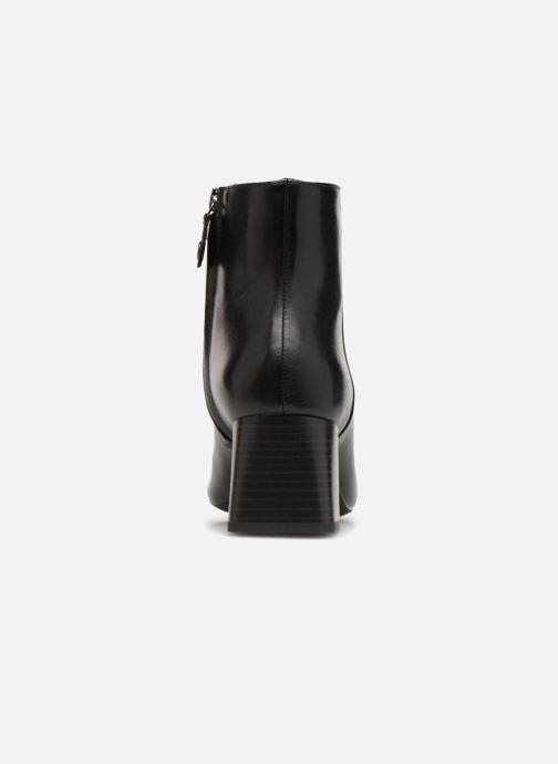 Bottines et boots Geox D SEYLISE MID D D84BBD Noir vue droite