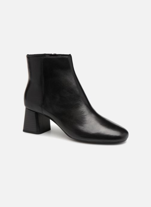 Ankle boots Geox D SEYLISE MID D D84BBD Black detailed view/ Pair view