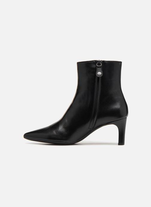 Bottines et boots Geox D BIBIANA B D829CB Noir vue face