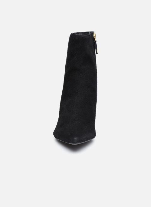 Bottines et boots Geox D BIBIANA B D829CB Noir vue portées chaussures