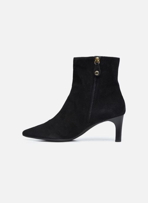 Stiefeletten & Boots Geox D BIBIANA B D829CB schwarz ansicht von vorne