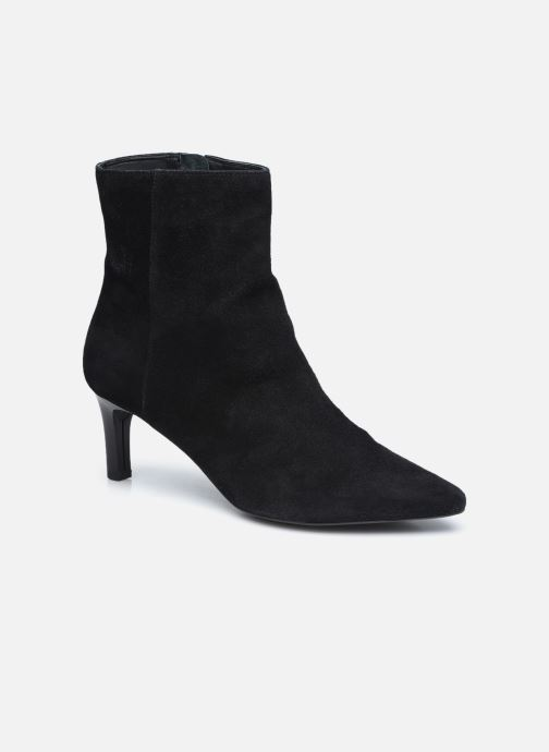 Stiefeletten & Boots Geox D BIBIANA B D829CB schwarz detaillierte ansicht/modell