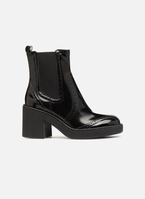 Bottines et boots Geox D ADRYA MID C D849UC Noir vue derrière