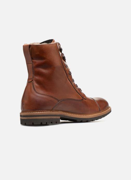 Boots en enkellaarsjes Mr SARENZA Navarra Bruin voorkant
