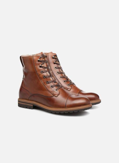 Boots en enkellaarsjes Mr SARENZA Navarra Bruin achterkant