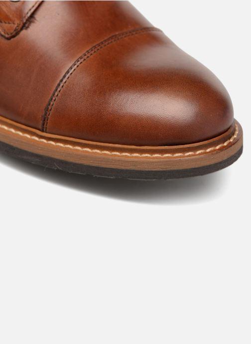 Bottines et boots Mr SARENZA Navarra Marron vue gauche