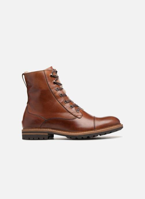 Boots en enkellaarsjes Mr SARENZA Navarra Bruin detail