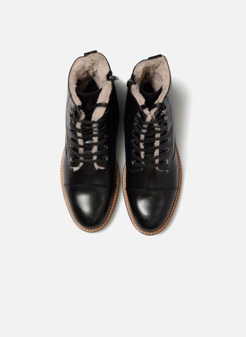 Bottines et boots Mr SARENZA Navarra Noir vue portées chaussures