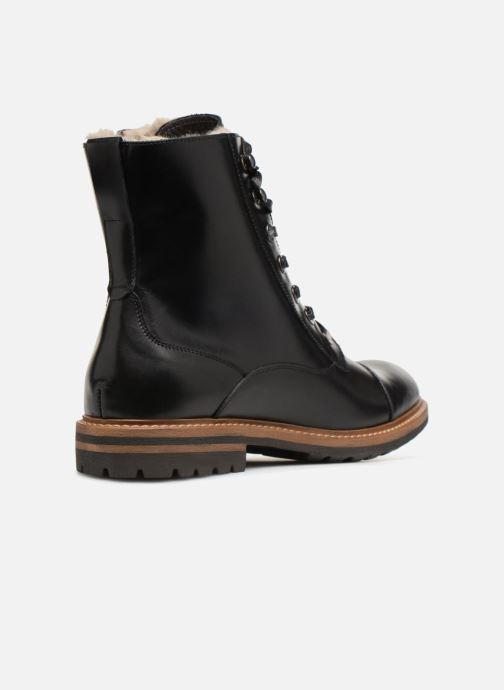 Bottines et boots Mr SARENZA Navarra Noir vue face