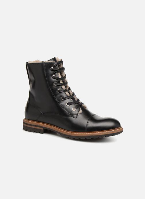 Bottines et boots Mr SARENZA Navarra Noir vue droite