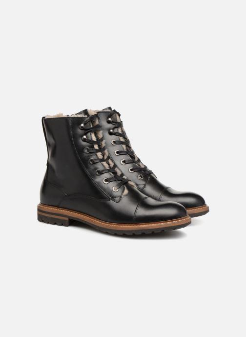 Ankle boots Mr SARENZA Navarra Black back view