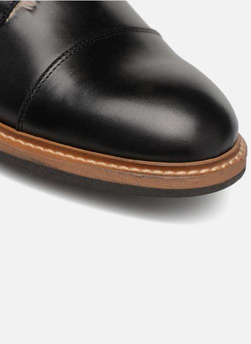 Bottines et boots Mr SARENZA Navarra Noir vue gauche