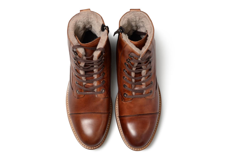 Stiefeletten & Boots Mr SARENZA Navarra braun schuhe getragen