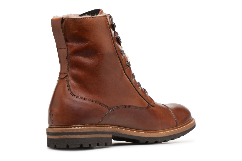 Stiefeletten & Boots Mr SARENZA Navarra braun ansicht von vorne