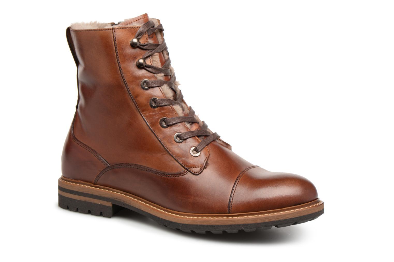 Stiefeletten & Boots Mr SARENZA Navarra braun ansicht von rechts