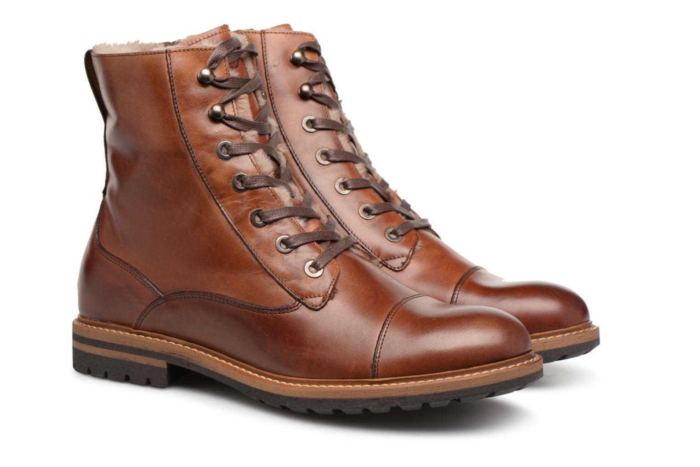 Stiefeletten & Boots Mr SARENZA Navarra braun ansicht von hinten