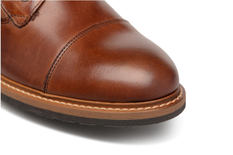 Stiefeletten & Boots Mr SARENZA Navarra braun ansicht von links