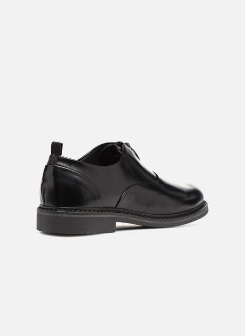 Chaussures à lacets Mr SARENZA Nolham Noir vue face