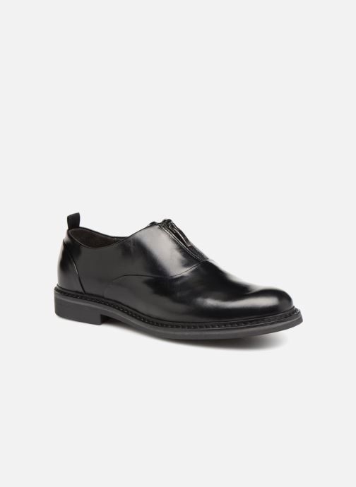 Chaussures à lacets Mr SARENZA Nolham Noir vue droite