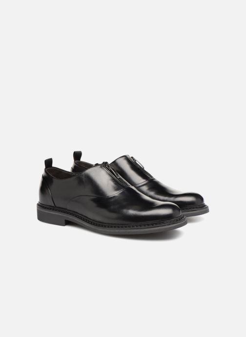 Chaussures à lacets Mr SARENZA Nolham Noir vue derrière