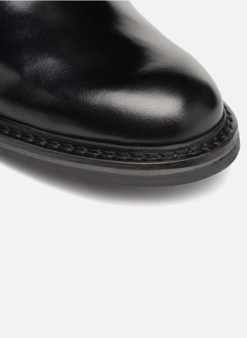 Chaussures à lacets Mr SARENZA Nolham Noir vue gauche