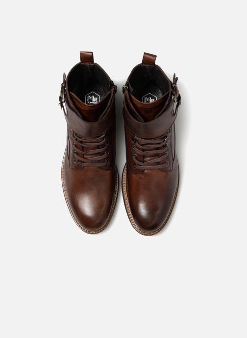 Boots en enkellaarsjes Mr SARENZA Nateo Bruin model