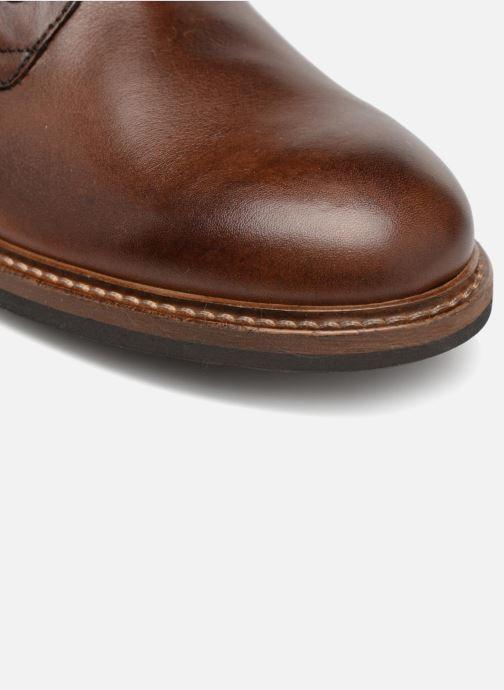 Boots en enkellaarsjes Mr SARENZA Nateo Bruin links