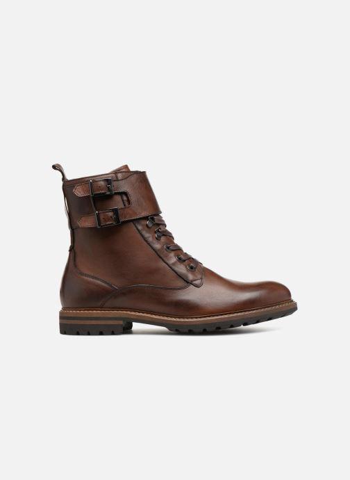 Boots en enkellaarsjes Mr SARENZA Nateo Bruin detail